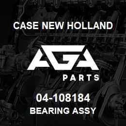 04-108184 Case New Holland BEARING ASSY | AGA Parts