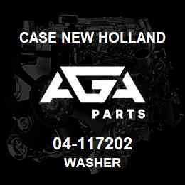 04-117202 Case New Holland WASHER | AGA Parts
