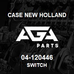 04-120446 Case New Holland SWITCH | AGA Parts