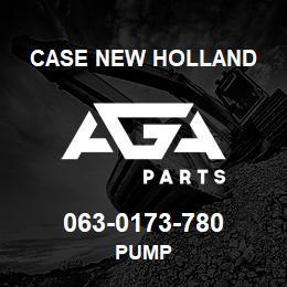 063-0173-780 Case New Holland PUMP   AGA Parts