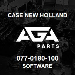 077-0180-100 Case New Holland SOFTWARE | AGA Parts