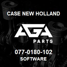 077-0180-102 Case New Holland SOFTWARE | AGA Parts