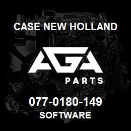 077-0180-149 Case New Holland SOFTWARE | AGA Parts
