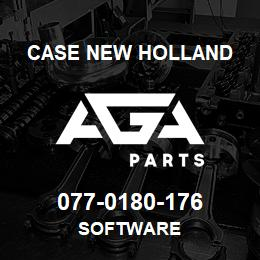 077-0180-176 Case New Holland SOFTWARE | AGA Parts