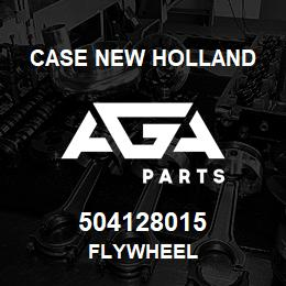 504128015 CNH Industrial FLYWHEEL | AGA Parts