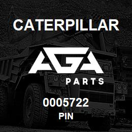 0005722 Caterpillar PIN | AGA Parts