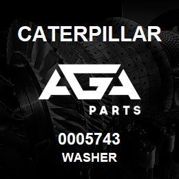 0005743 Caterpillar WASHER | AGA Parts