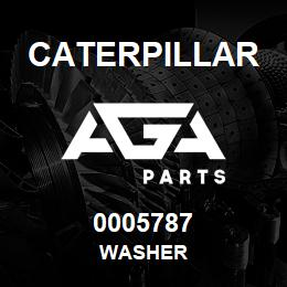 0005787 Caterpillar WASHER | AGA Parts