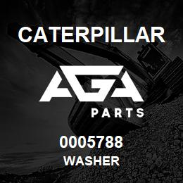 0005788 Caterpillar WASHER | AGA Parts