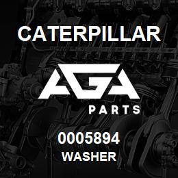 0005894 Caterpillar WASHER | AGA Parts