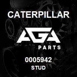 0005942 Caterpillar STUD | AGA Parts