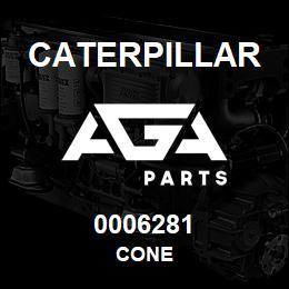 0006281 Caterpillar CONE | AGA Parts