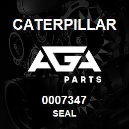 0007347 Caterpillar SEAL | AGA Parts