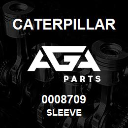0008709 Caterpillar SLEEVE | AGA Parts