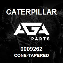 0009262 Caterpillar CONE-TAPERED | AGA Parts