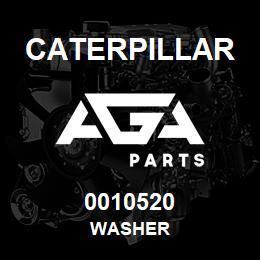 0010520 Caterpillar WASHER | AGA Parts