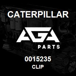 0015235 Caterpillar CLIP | AGA Parts
