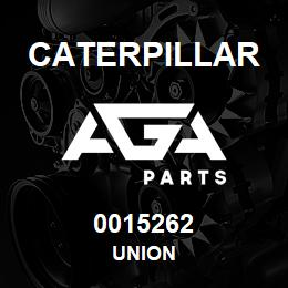 0015262 Caterpillar UNION | AGA Parts