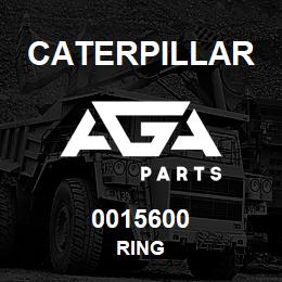 0015600 Caterpillar RING | AGA Parts