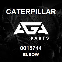0015744 Caterpillar ELBOW | AGA Parts
