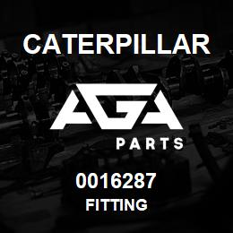 0016287 Caterpillar FITTING | AGA Parts