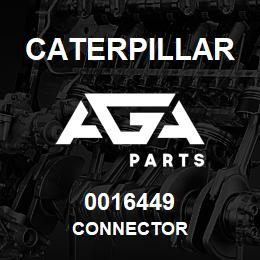0016449 Caterpillar CONNECTOR | AGA Parts