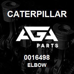 0016498 Caterpillar ELBOW | AGA Parts
