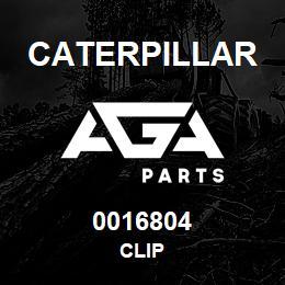 0016804 Caterpillar CLIP | AGA Parts