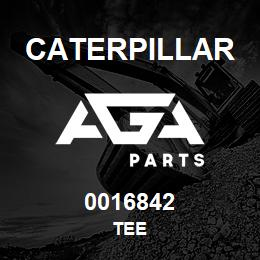 0016842 Caterpillar TEE | AGA Parts