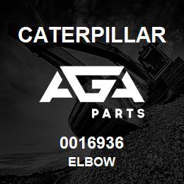 0016936 Caterpillar ELBOW | AGA Parts