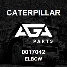 0017042 Caterpillar ELBOW | AGA Parts