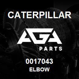 0017043 Caterpillar ELBOW | AGA Parts