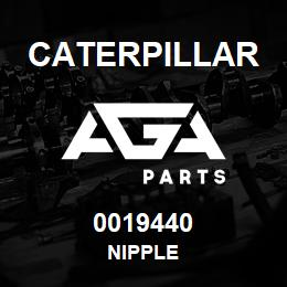 0019440 Caterpillar NIPPLE | AGA Parts
