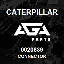 0020639 Caterpillar CONNECTOR | AGA Parts