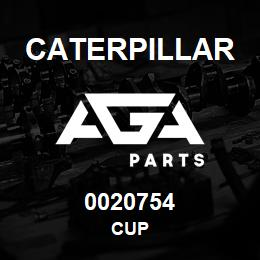 0020754 Caterpillar CUP | AGA Parts