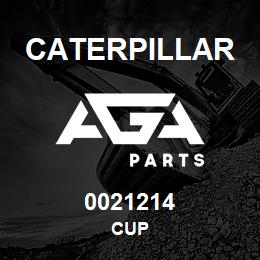 0021214 Caterpillar CUP | AGA Parts