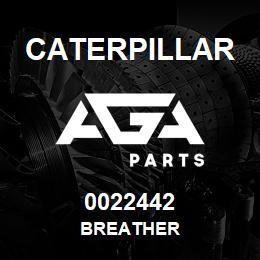 0022442 Caterpillar BREATHER | AGA Parts