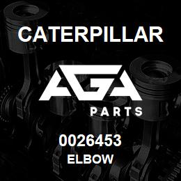0026453 Caterpillar ELBOW | AGA Parts