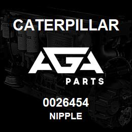 0026454 Caterpillar NIPPLE | AGA Parts
