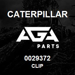 0029372 Caterpillar CLIP | AGA Parts