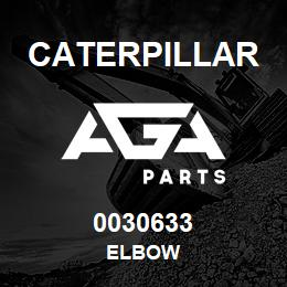 0030633 Caterpillar ELBOW | AGA Parts