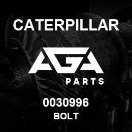 0030996 Caterpillar BOLT | AGA Parts
