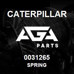 0031265 Caterpillar SPRING | AGA Parts