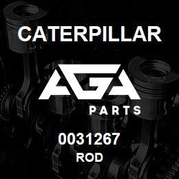 0031267 Caterpillar ROD | AGA Parts
