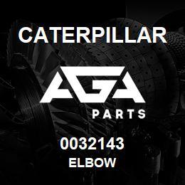 0032143 Caterpillar ELBOW | AGA Parts