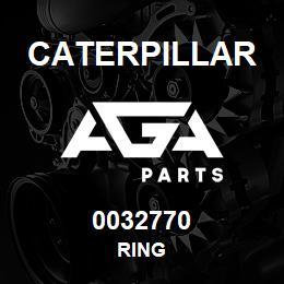 0032770 Caterpillar RING | AGA Parts