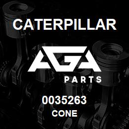 0035263 Caterpillar CONE | AGA Parts