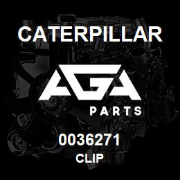 0036271 Caterpillar CLIP | AGA Parts
