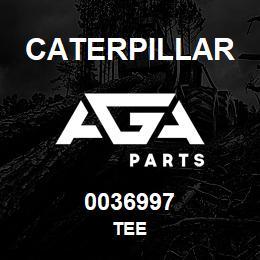 0036997 Caterpillar TEE | AGA Parts