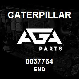 0037764 Caterpillar END | AGA Parts